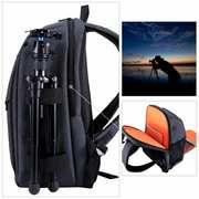 Рюкзак для фотоаппарата PULUZ + Замок + Дождевик